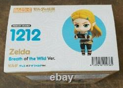 Good Smile Nendoroid Princess Zelda Breath of the Wild Ver. Authentic