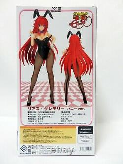High School DxD Rias Gremory Bunny ver 1/6 PVC Figure Kaitendo Japan Anime NEW
