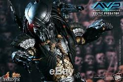 Hot Toys 1/6 Alien vs Predator AVP Celtic Predator Ver. 2.0 MMS221 Japan