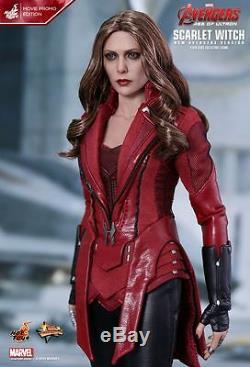 Hot Toys 1/6 Avengers Age of Ultron Scarlet Witch New Avengers Ver. MMS357 Japan