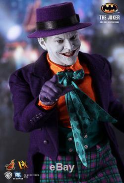 Hot Toys 1/6 DC Batman Dx08 The Joker 1989 Ver Jack Nicholson Action Figure