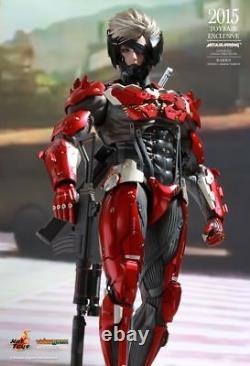 Hot Toys 1/6 Metal Gear Rising Revengence Raiden Inferno Armor Ver. VGM19 Japan