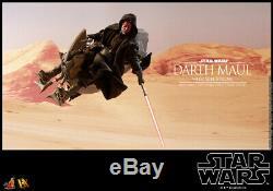 Hot Toys DX17 Star Wars The Phantom Menace Darth Maul & Sith Speeder Special Ver