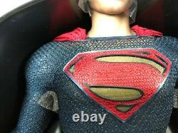 Hot Toys MMS 343 Batman Superman Dawn of Justice Henry Cavill (Normal Ver) USED