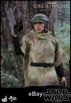 Hot Toys MMS 516 Star Wars Return of the Jedi Luke Skywalker Endor (Normal Ver)