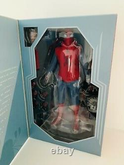 Hot Toys MMS414 Spider-Man Homecoming Homemade Suit Ver Tom Holland