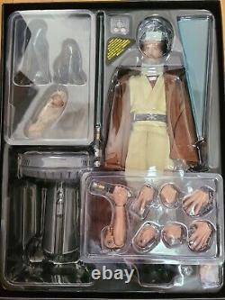 Hot Toys MMS478 1/6 Star Wars ep3 Obi Wan Kenobi Action Figure Deluxe Ver