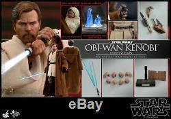 Hot Toys MMS478 Star Wars Obi-Wan Kenobi (Deluxe Ver.) 1/6 Action Figure