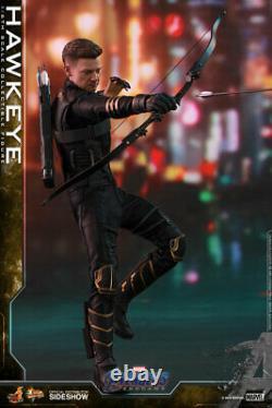 Hot Toys Marvel Avengers Endgame Hawkeye Ronin Regular Ver 1/6 Scale Figure
