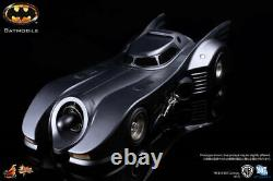 Hot Toys Movie Masterpiece 1/6 Scale Batman Batmobile 1989 Ver. FS
