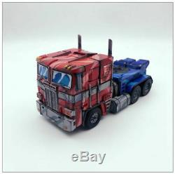 IN STOCK! MP10 2D Comic Special Color Ver Optimus Prime Action figure Toy New
