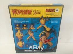 IN STOCK! Medicom MAFEX 096 Wolverine Comic Ver. Figure (X-Men) US SELLER
