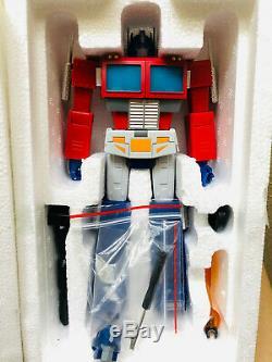 IN STOCK NEW Transform Element TE01 TE-01 Optimus Prime 3.0 ver. Figure (2 head)
