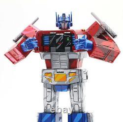 IN STOCK NEW Transform Element TE01R TE-01R Optimus Prime 2D Ver. Figure