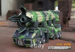 IN STOCK New TFC STC-01NB Supreme Tactical Commander OP Nuclear Blast Ver