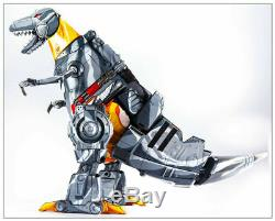 IN STOCK Oversize MP08 2D Comic Special Color Ver Grimlock Action figure Toy