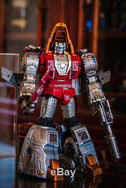 IN STOCK Transformers Gigapower GP HQ-02X HQ02x Dinobot Grassor Slag Limited ver