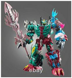 IN STOCK Transformers TFC Poseidon P01-06 all sets Action figure reprint ver