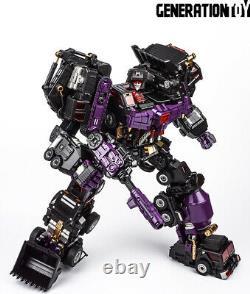 In Stock Generation Toy GT-88 Gravity Builder Devastator Black Limited Ver