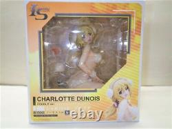Infinite Stratos Charlotte Dunois Poodle Ver. 1/4 Scale PVC Figure FREEing