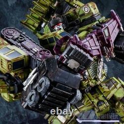 JINBAO GT Oversized Devastator A+B+C Figure Battle Damage Ver Action Figure New