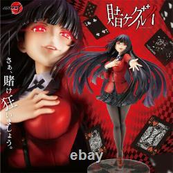 Japan Ver. Artfx J Kakegurui Jabami Yumeko Kotobukiya 18 Action Figure No Box
