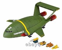 KAIYODO PVC Model Revoltech Thunderbird 2 2nd ver JAPAN vehicle Thunderbirds