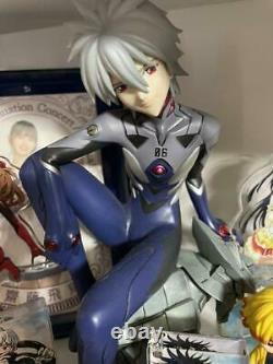 Kaworu Nagisa Plug Suit ver 1/6 Figure Original Rebuild of Evangelion Anime Toy