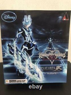 Kingdom Hearts 3D Play Arts Kai Riku TRONLEGACY ver. Action Figure Square Enix