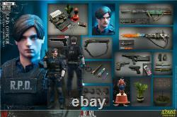 LIMTOYS 1/12 Leon LiMiNi Resident Evil RPD Police Officer Figure Deluxe Ver