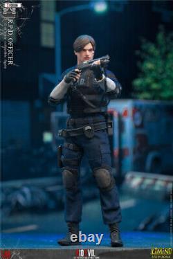 LIMTOYS 1/12 RPD Police Officer Leon 6'' Action Figure Resident Evil Deluxe Ver
