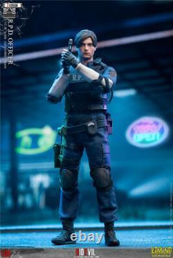 LIMTOYS LiMiNi 1/12 RPD Officer Resident Evil Lyon A Ver. 6Male Action Figure