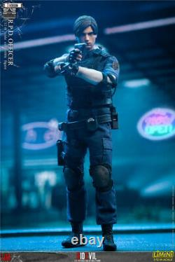 LIMTOYS LiMiNi 1/12 RPD Police Officer Resident Evil Lyon S Ver Figure Model Toy