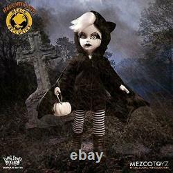 Living Dead Dolls MEZCO Halloween 2018 Vesper Black & White ver From Japan