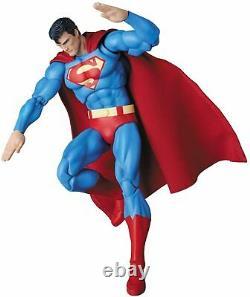 MAFEX No. 117 SUPERMAN (BATMAN HUSH Ver.) ACTION FIGURE