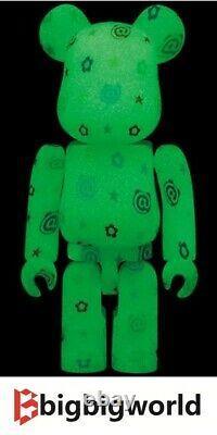 MEDICOM BE@RBRICK Multi Color G. I. D. Ver. 100% & 400% Bearbrick