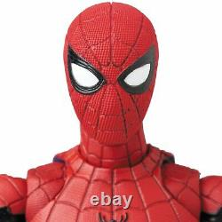 MEDICOM TOY MAFEX No. 103 SpiderMan Homecoming Ver. 1.5 Approx. 150mm ActionFigure