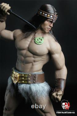 MR. TOYS 1/6 MT2018-02 Conan Head Clothes Arnold Ver. F 12 TBL Figure Presale Toy