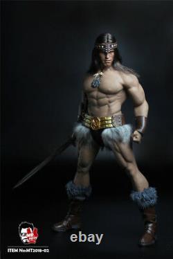 MR. TOYS 16 MT2018-02 Conan Head Clothes Arnold Ver. Set Model Collect Presale