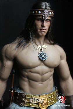 MR. TOYS 16th MT2018-02 Conan Head Clothes Arnold Ver. Fit 12inch Male TBL Body