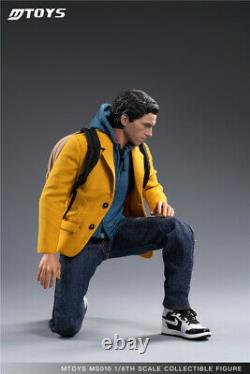 MTOYS MS010 1/6 Scale Spiderman Homecoming Scool Uniform Ver. Figure Access