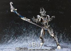 Makai Kadou Garo SILVER FANGED KNIGHT (New Ver) Action Figure BANDAI NEW Japan