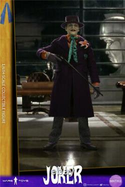 Mars Toys 1/6 MAT002 Joker 1989 Ver. Clown Jack Nicholson 12Male Action Figure