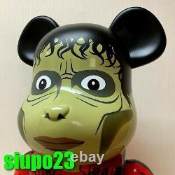 Medicom 1000% Bearbrick Michael Jackson Thriller Be@rbrick Zombie Ver