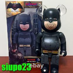 Medicom 400% Bearbrick DC Comics Batman Be@rbrick Batman vs Superman Ver
