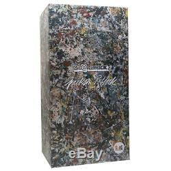 Medicom BE@RBRICK Jackson Pollock Ver. 2.0 1000% Bearbrick Figure