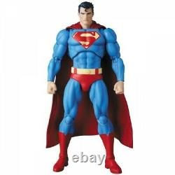 Medicom Toy MAFEX Superman (Hash Ver.) Figure Pre Order Japan LTD Free Shipping