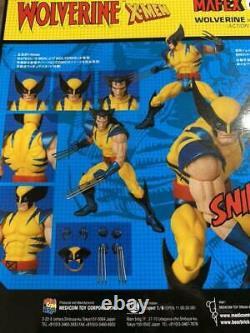 Medicom Toy MAFEX WOLVERINE COMIC Ver. Action Figure Marvel X-MEN