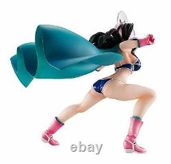 MegaHouse Dragon Ball Gals Chichi Armor Ver. 170mm Figure with Tracking NEW