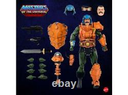 Mondo Masters of the Universe Man-at-Arms 1/6 Scale Figure (REGULAR VER)